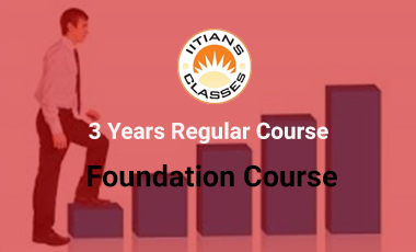 3 Year Regular Course